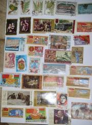 Продам колекцию марок СССР