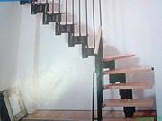 лестницы, балконы поручни