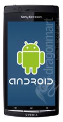 Sony Ericsson Xperia Arc (x12) Новинка