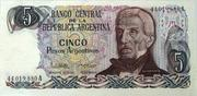 банкнота Аргентины