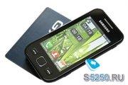 Продам сенсорный смартфон Samsung S5250 Wave с Емкостным экраном как в