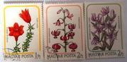 почтовые марки флора,  фауна