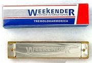 Губная гармошка Hohner Weekender 32 C