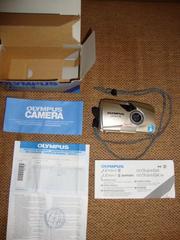 Пленочный фотоаппарат OLYMPUS Mju-II QD