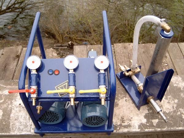 Пеноизол оборудования своими руками