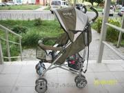 Детская летняя коляска-трость Sigma