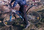 Продам горный бу велосипед,  цена договорная