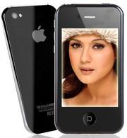 iPhone 5G Hi5 2Sim+Wi-Fi + чехол