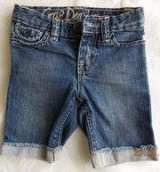 Шорты джинсовые размер 3 года