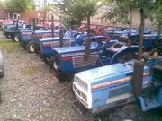 мини тракторы бу,  Kubota,  Iseki,  Yanmar,  Mitsubishi,  Shibaura