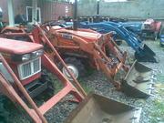 Объявления: мини тракторы бу, Kubota, Iseki, Yanmar, Mitsubishi, Shibaura, Продам, Одесса.