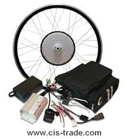 Электронаборы Стандарт переобразования велосипеда в электровелосипед