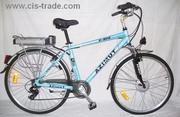 Электровелосипеды AZIMUT и VOLTA по ниским ценам