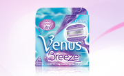 Картридж Gillette Venus Breeze (4 шт)