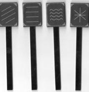 Магниты для магнитных лаков 4 вида