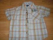 Рубашка для мальчика 2-4 года