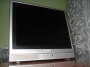 Продам б/у LCD тв SHARP 13 на запчасти или ремонт