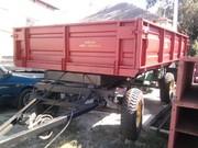 Прицеп тракторный 2 ПТС -4