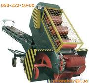 Ковшовый шнековый погрузчик зерна Р6-КШП-6
