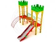 Детский игровой комплекс Малютка-4.
