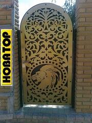 Заборы калитки ворота