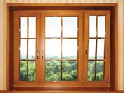 Вікна пластикові та дерев'яні євровікна