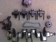 Продам любые запчасти VW Touran (Туран),  2004 до 2010 годов выпуска