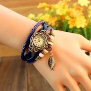Винтажные часы с браслетом