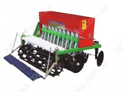 Сеялка зерновая 14-ти рядная для трактора