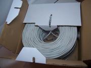 Продам кабель KLM UTP cat. 5e 305*4*2 0, 50