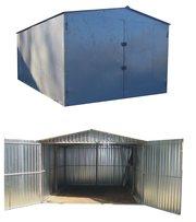 металевий гараж швидкозбірний