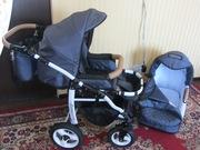 Продам детскую универсальную коляску Carino DPG
