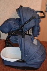 Детская коляска NITRO by ADAMEX