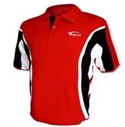 Тенниска для настольного тенниса SPINLORD Premium (красная)