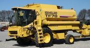Комбайн зеоноуборочный New Holland TF 98 Elektra Plus