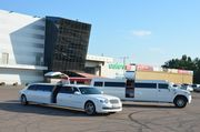 Аренда Мега хаммер лимузин с летником Житомир