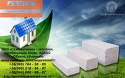 Реализуем с доставкой по всей Украине газобетон,  газоблок,  газобетонные блоки AEROC