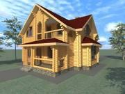 Строительство деревянных домов по всей Украине