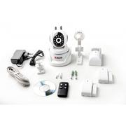 Безпроводные комплекты видеонаблюдения и GSM сигнализации