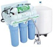 Система обратного осмоса ABSOLUTE MO 5-50 P. Анализ воды
