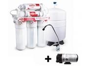 Система обратного осмоса Filter1 RO 5-50MP. Анализ воды