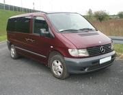 Разборка Mercedes Vito 638/639.