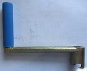 №28 - Рукоятка запуска двигателя (рычаг заводной) мотоблока