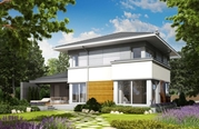 Строительство быстро возводимых домов по канадской технологии.