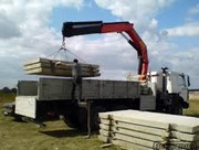 Перевозка грузов манипулятором Житомир и область