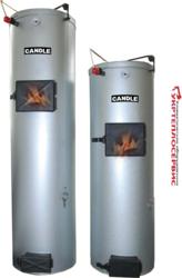 Твердотопливный котел длительного горения CANDLE 35 кВт на дровах