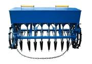 Зерновая сеялка для минитрактора 8-ми рядная