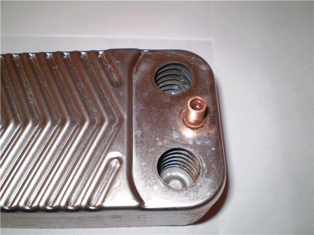 Теплообменники для газовых котлов своими руками