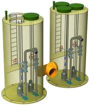 Проектирование канализационной насосной станции