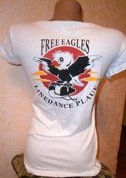 Стильная футболка колорс